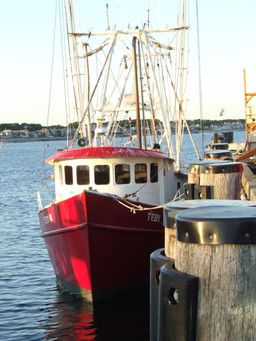 Fishing Trawler Provincetown