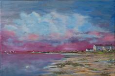 Cape Pink Sunset