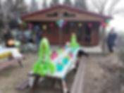 Cultivalia ofrece un gran espacio abierto que es ideal para celebraciones originales y únicas. El espacio es prefecto para:  - barbacoas  - fiestas de cumpleaños  - fiestas de cumpleaños temáticos  - fiestas de empresa   - eventos para colegios y escuelas  - reuniones familiares   - clases o cursos