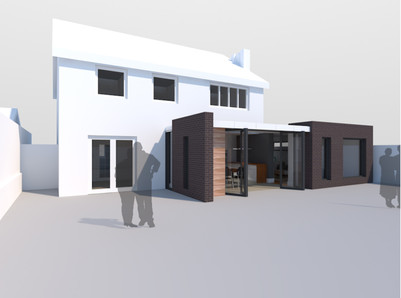 WORK IN PROGRESS: Family Home Reworked