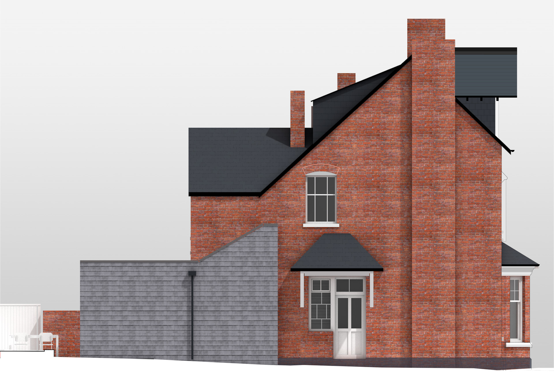 BLEN-L007-PROPOSED SIDE ELEVATION (AJ).j