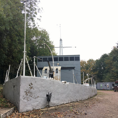 SEA CADETS SUTTON COLDFIELD: NEW SHIP BUILDING