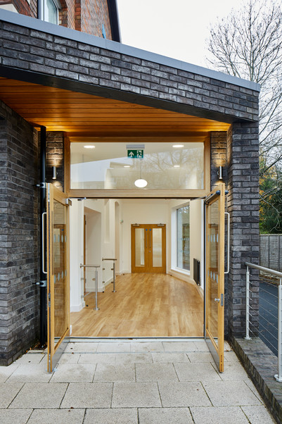 CHURCH EXTENSION COMPLETED