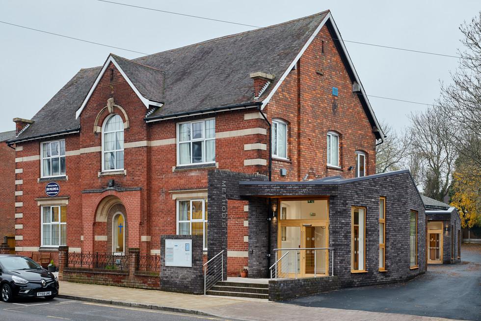 Fleming James Architects - Boldmere Methodist Church
