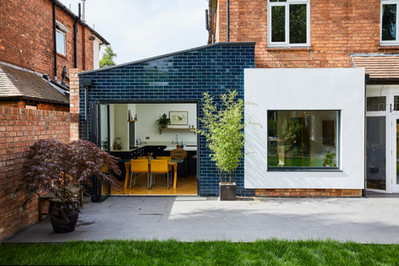 HOUSE EXTENSION: SUTTON COLDFIELD