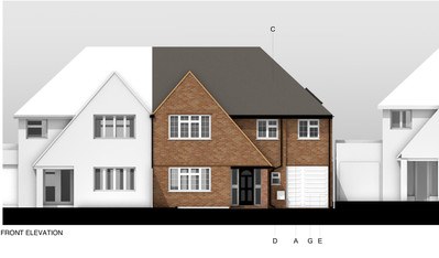 PLANNING PERMISSION GRANTED FOR REMODELLED HOME IN SUTTON COLDFIELD
