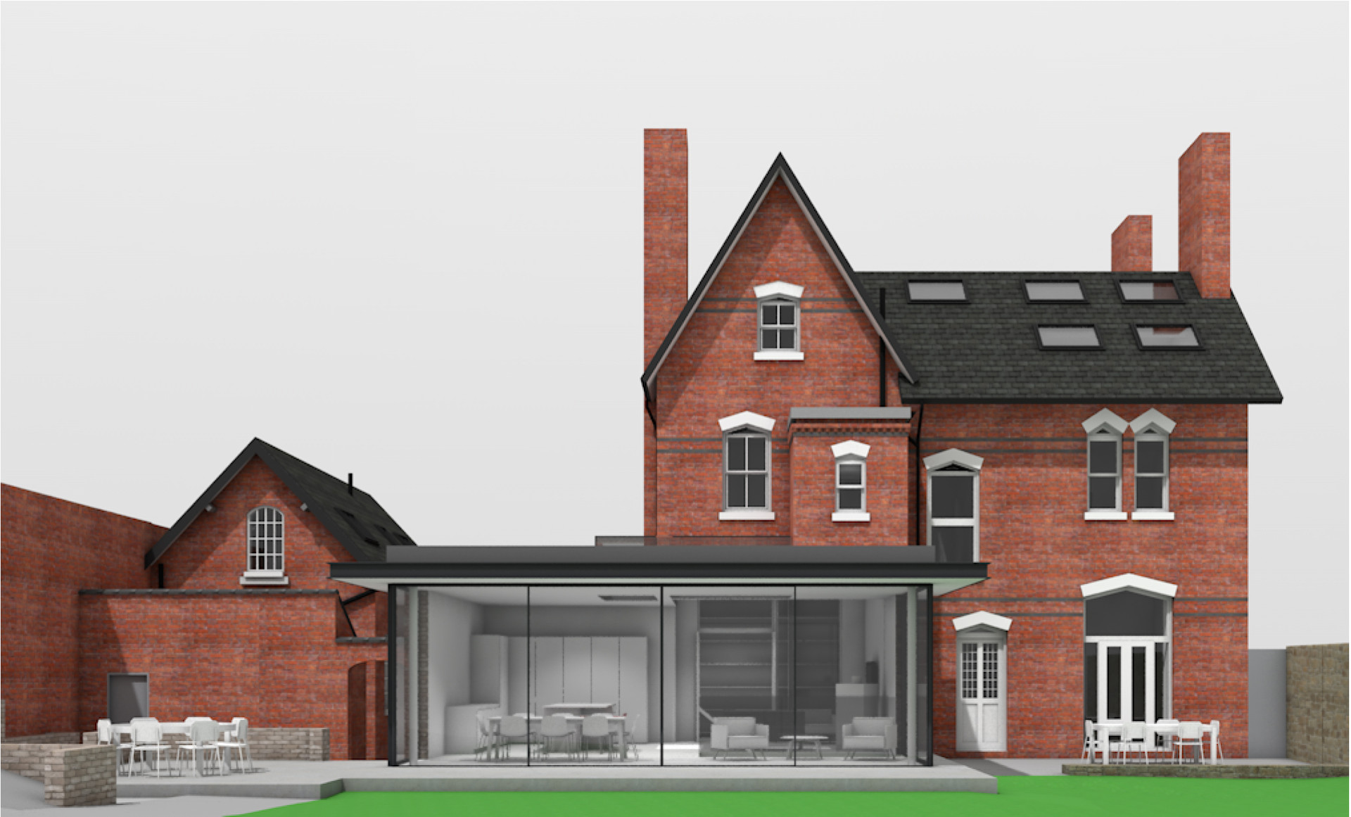 Fleming James Architects - Private Home Edgbaston