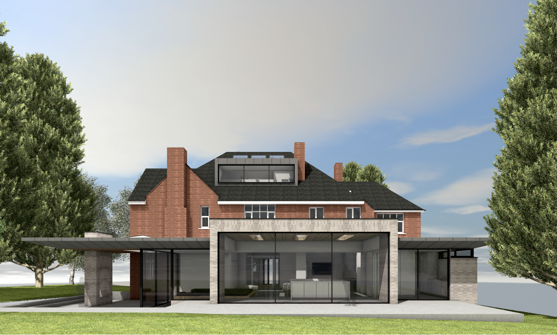 Fleming James Architects- Private Home Edgbaston