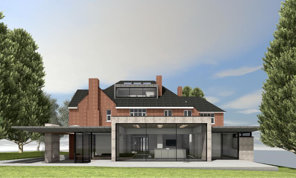 Fleming James Architects- Private Home Edgbaston