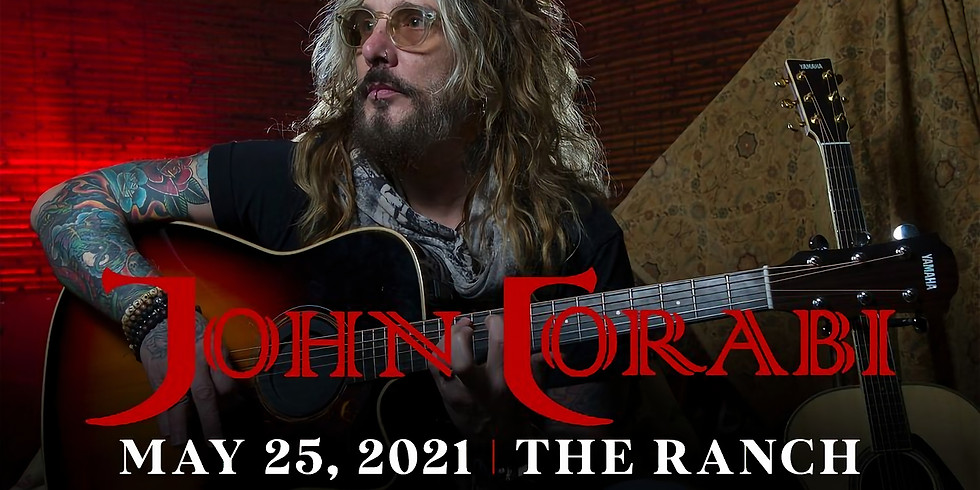 John Corabi w/ special guest Mature Musical Pictures