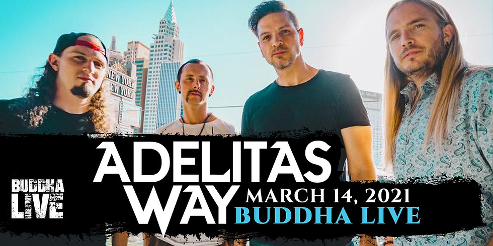 Adelitas Way at Buddha Live w/ Vallion and Mature Musical Pictures