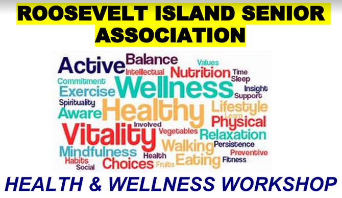 Health and Wellness Workshops
