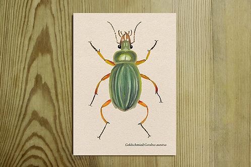 Postkarte Nr. 0019 - Goldschmied