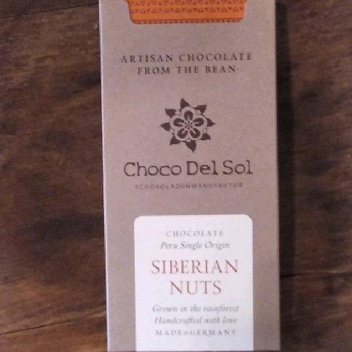 Choco Del Sol - Siberian Nuts