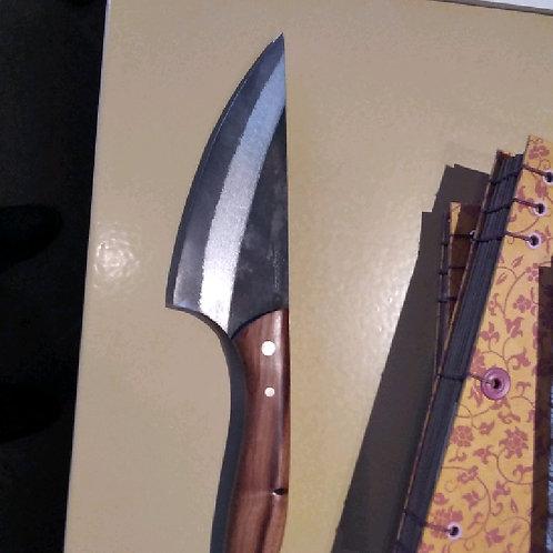 Messer pflaume groß