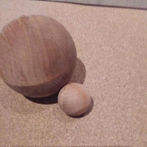 rollholz Kugel 4cm Buche