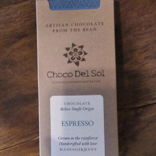 Choco Del Sol - Espresso