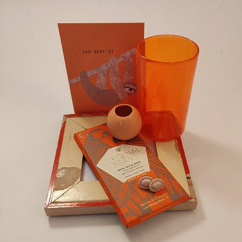 """""""Orange für alle"""" - verschiedene Pakete 140 €/60 €/35 €"""