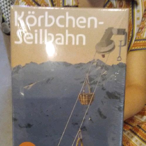 Körbchen Seilbahn