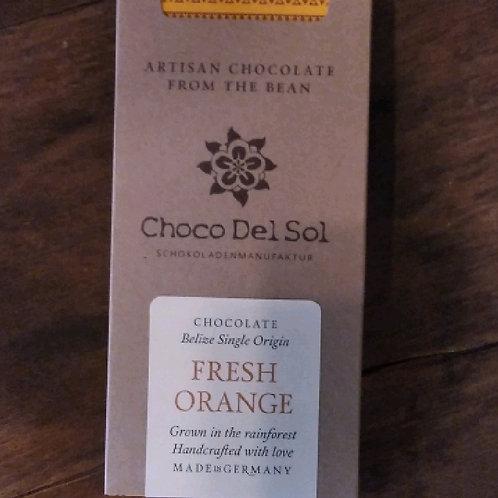 Choco Del Sol - Fresh Orange