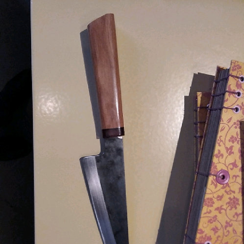 Messer pflaume bubinga harter Stahl