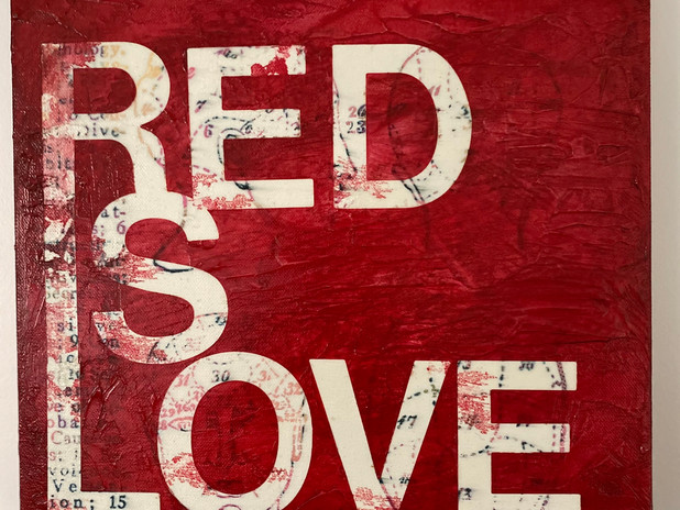 Red Is Love