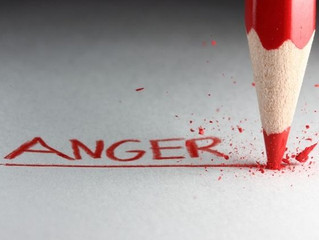 Anger is the new sex?  This month's Marie Clare looks at the allure of this tricky emotion