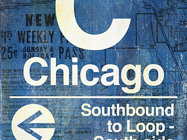 Chicago CTA SIGN
