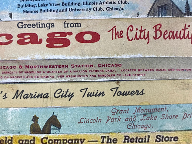 Postcard Stories Series