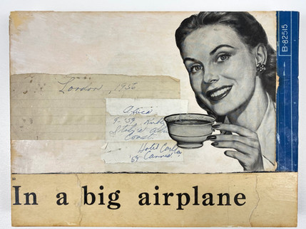 A Big Airplane