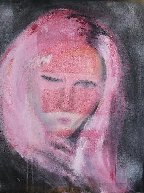 Dishonesty - 20x16 - Acrylic on Canvas