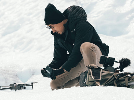 THE BEST DRONE FOR BEGINNERS