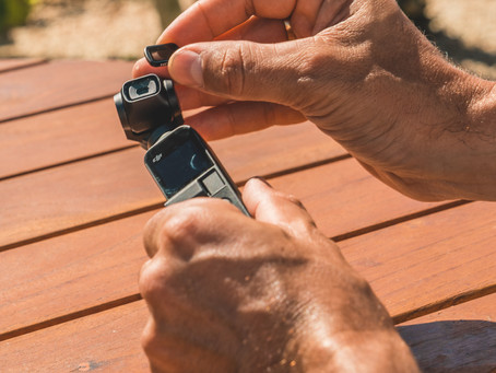 DJI OSMO POCKET MUST HAVE