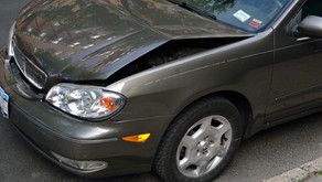 Unexpected Car Collisions -