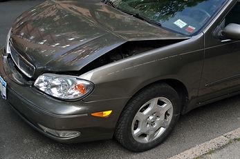 Vraněné auto