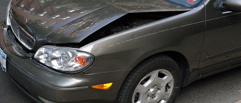 Processus de réparation d'un véhicule accidenté (1 jour)