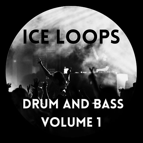 Ice Loops - Drum and Bass Vol 1