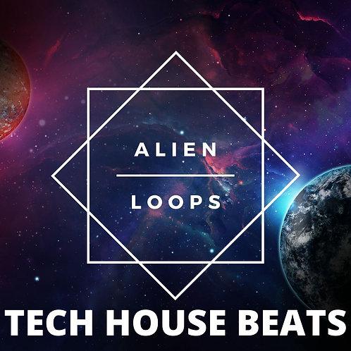 Alien Loops - Tech House Beats Vol 1