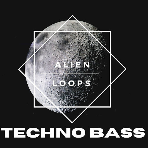 Alien Loops - Techno Bass Vol 1