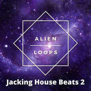 Jackin jacking house beats drums sample pack