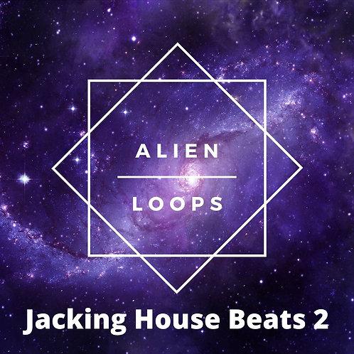 Alien Loops - Jacking House Beats Vol 2
