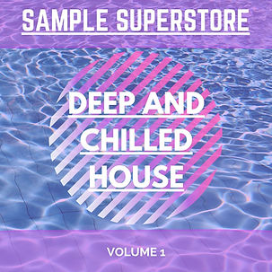 Chilled House Deep House Sample pack