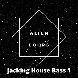 Jacking house bass beats sample pack