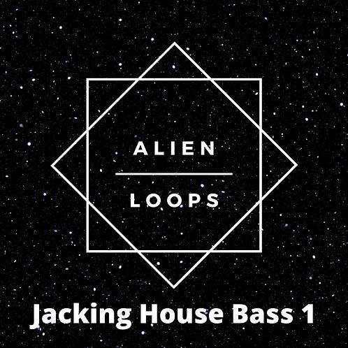 Alien Loops - Jacking House Bass Vol 1