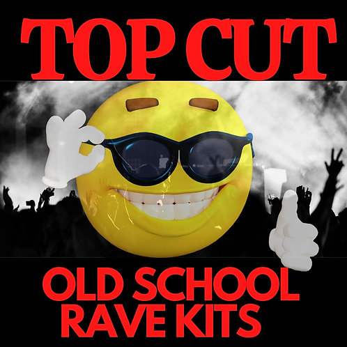 Top Cut - Old School Rave Kits