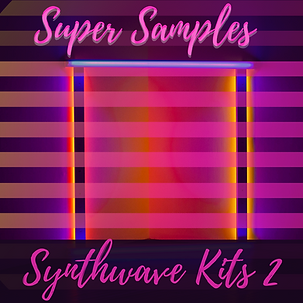 Synthwave Samples sample pack synth wave