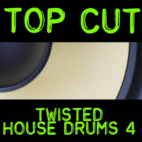 Top Cut - Twisted House Drums 4