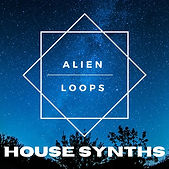 House Synth Leads Sample Pack