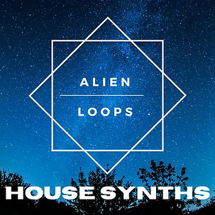 House Synth Lead Sample Pack