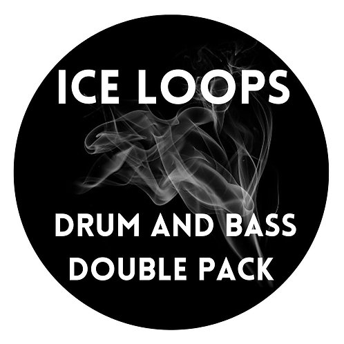 Ice Loops - Drum and Bass Double Pack